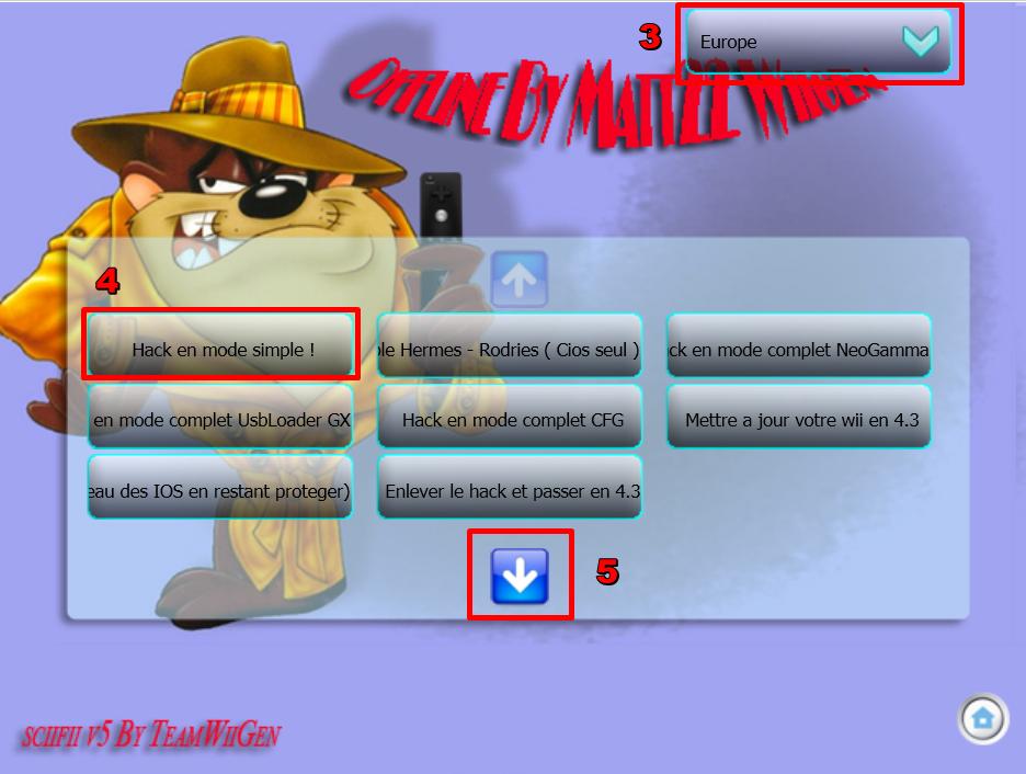 sciifii offline downloader v3