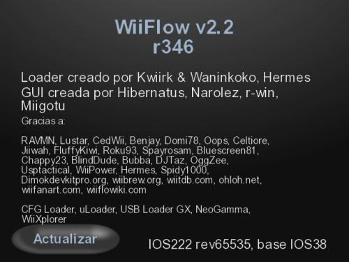 Open WiiFlow | Wii SceneBeta com