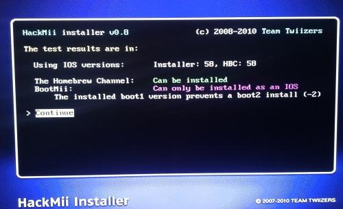 archivos necesarios para piratear wii 4.3