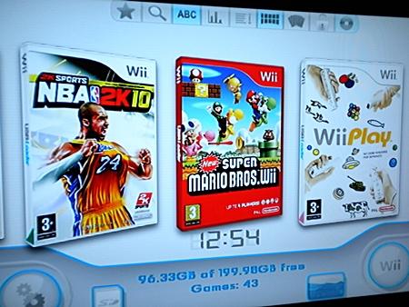 Carga De Backups A Traves De Usb Wii Scenebeta Com