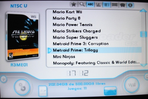 how to get usb loader gx on wii