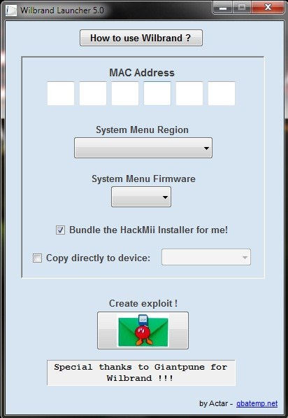hackmii installer beta 2