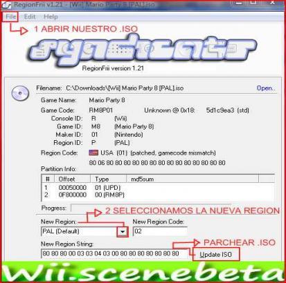 wiiscrubber 1.4 fr