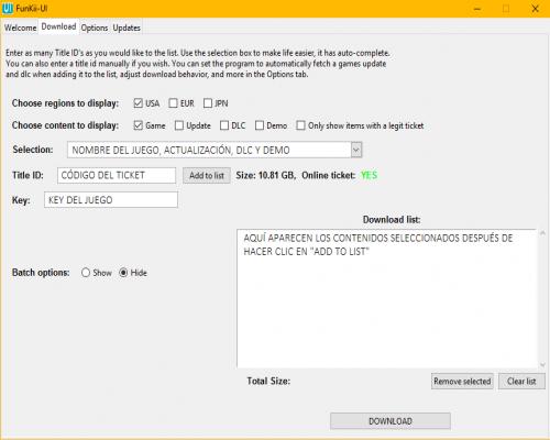 Cómo instalar juegos de Wii U en discos duros USB | Wii SceneBeta com