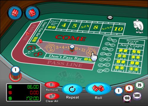 casino wii