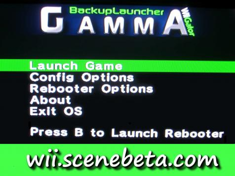 wiigator backup launcher 0.3 gamma