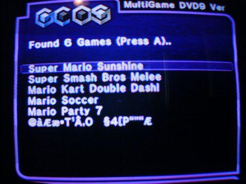 Utilizacion de GameCube MultiGame ISO Creator | Wii